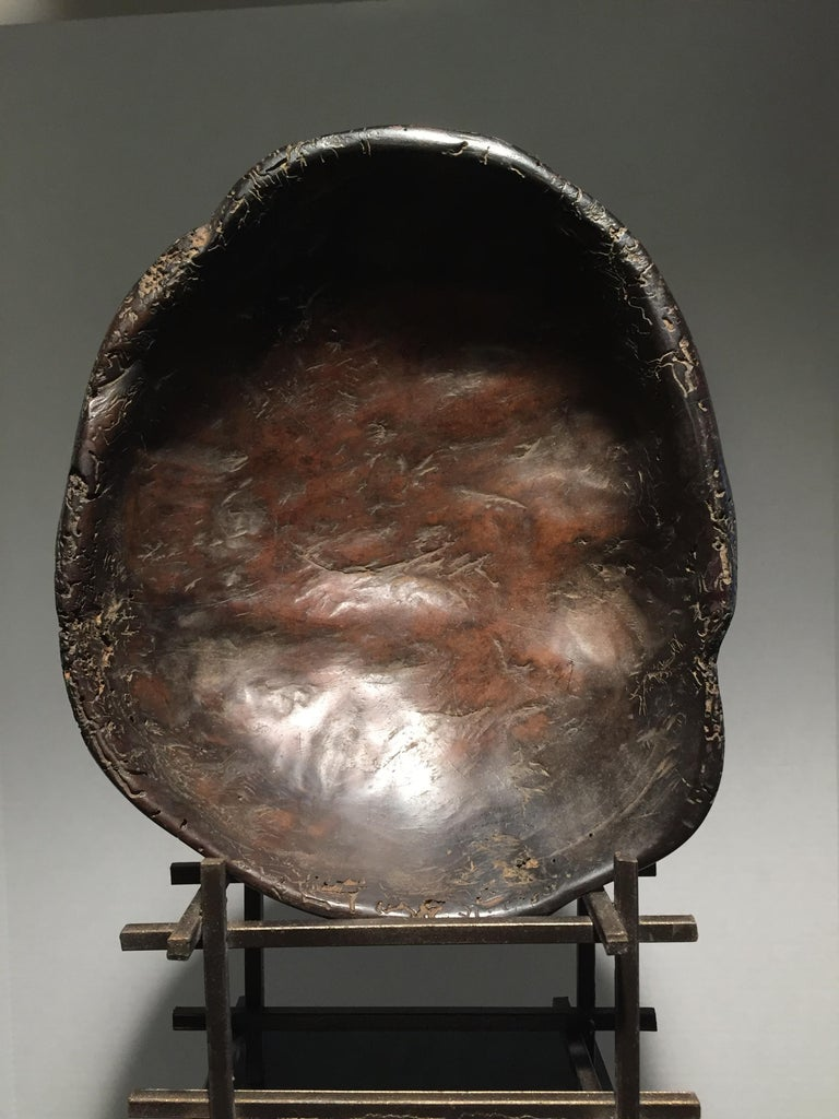 Carved Antique Philippine Bowl For Sale