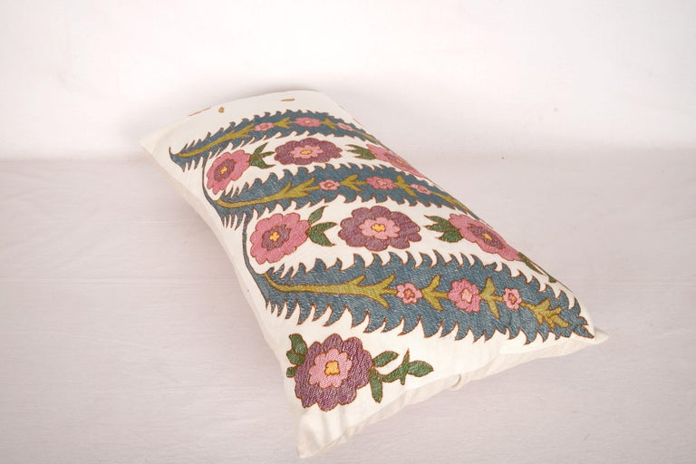 20th Century Antique Pillow Case Fashioned from an Eastern European Embroidery