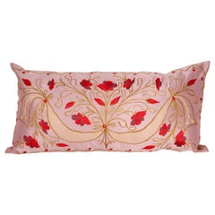 Antique Pillow Case Made from an Early 20th Century Ottoman Embroidery