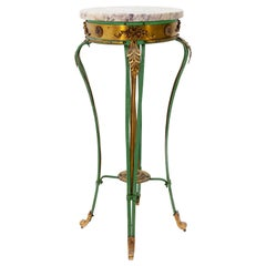 Antique Plant Stand or Gueridon