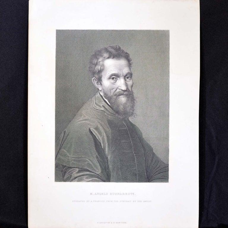 20th Century Antique Print,