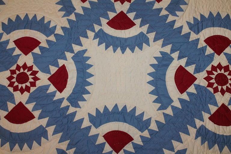 Adirondack Antique Quilt New York Beauty