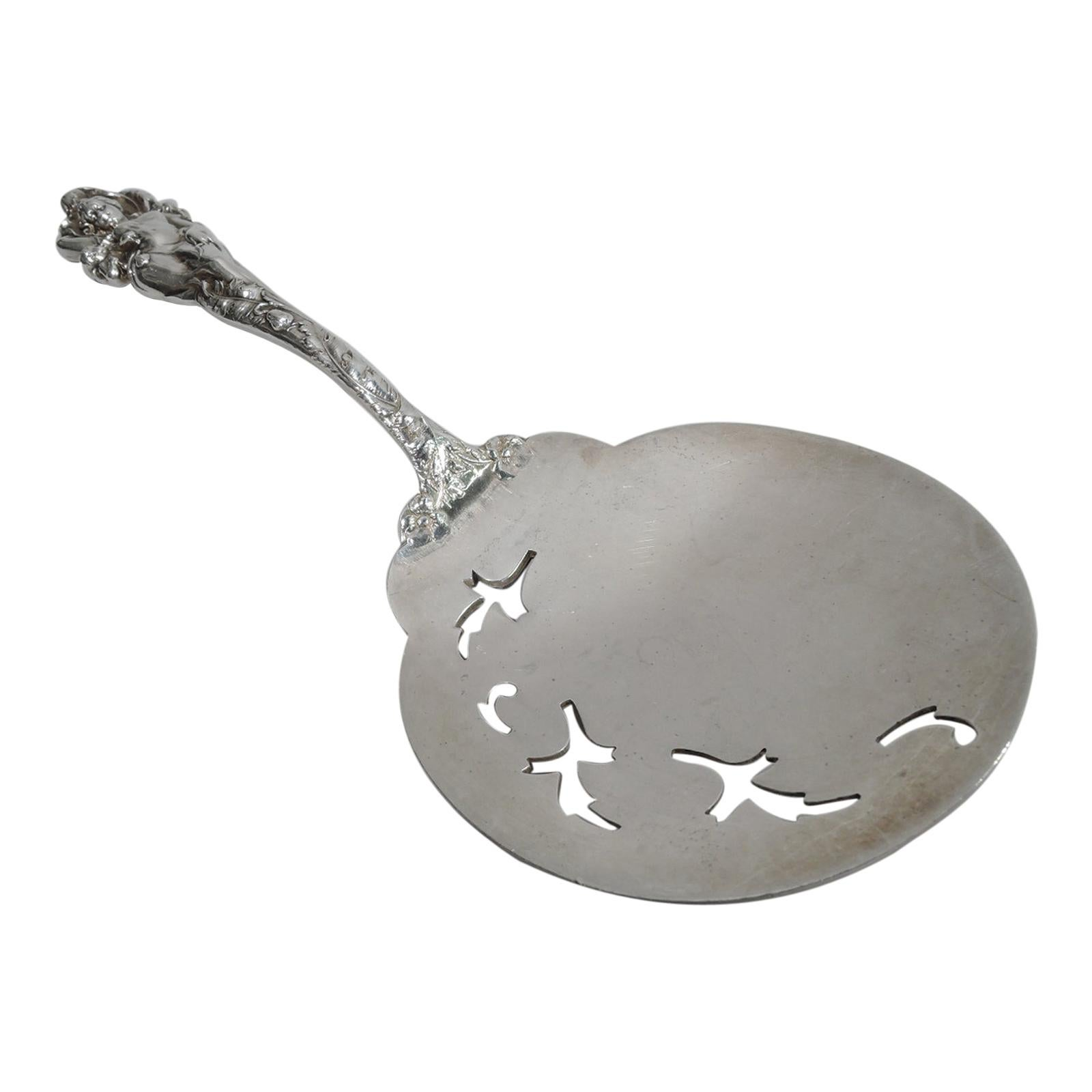 Antique Reed & Barton Love Disarmed Sterling Silver Tomato Server