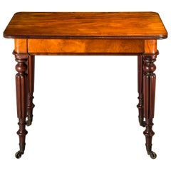 Antique Regency Centre Table, in the Manner of Gillows