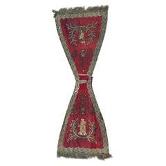 Antique Religious Embroidery
