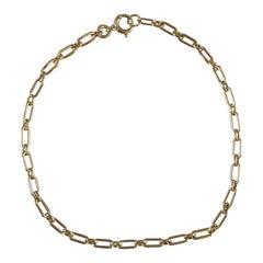 Antique Rose Gold Bracelet, circa 1900s