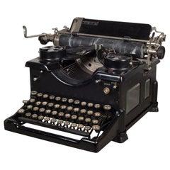Antique Royal Standard Typewriter, circa 1921