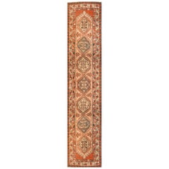 Antique Rug Runner Persian Serab 'Sarab' Hand Knotted, circa 1910