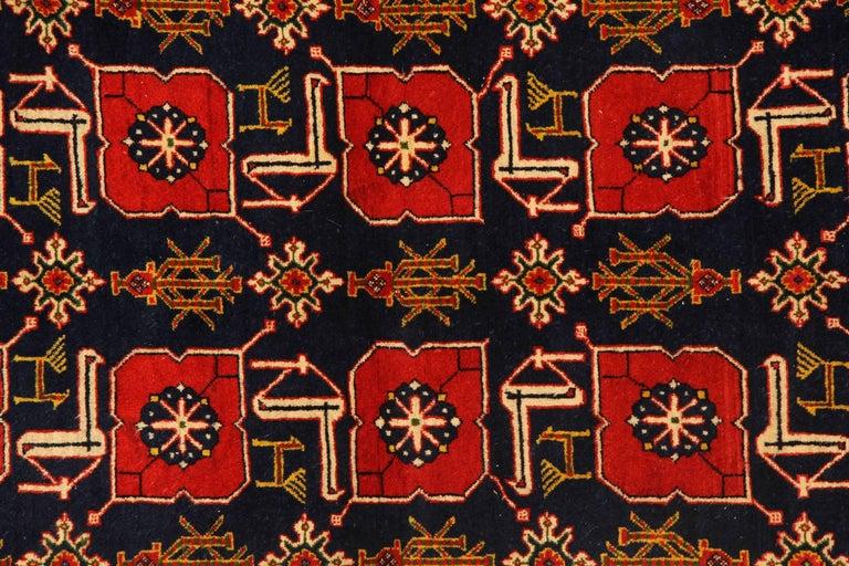 Kazak Antique Rugs, Karabagh Antique Oriental Rugs, Caucasian Carpet For Sale