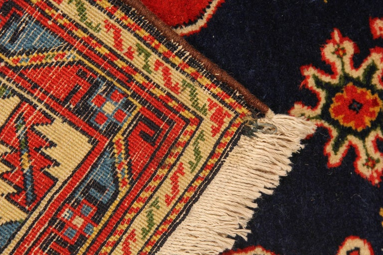 Azerbaijani Antique Rugs, Karabagh Antique Oriental Rugs, Caucasian Carpet For Sale