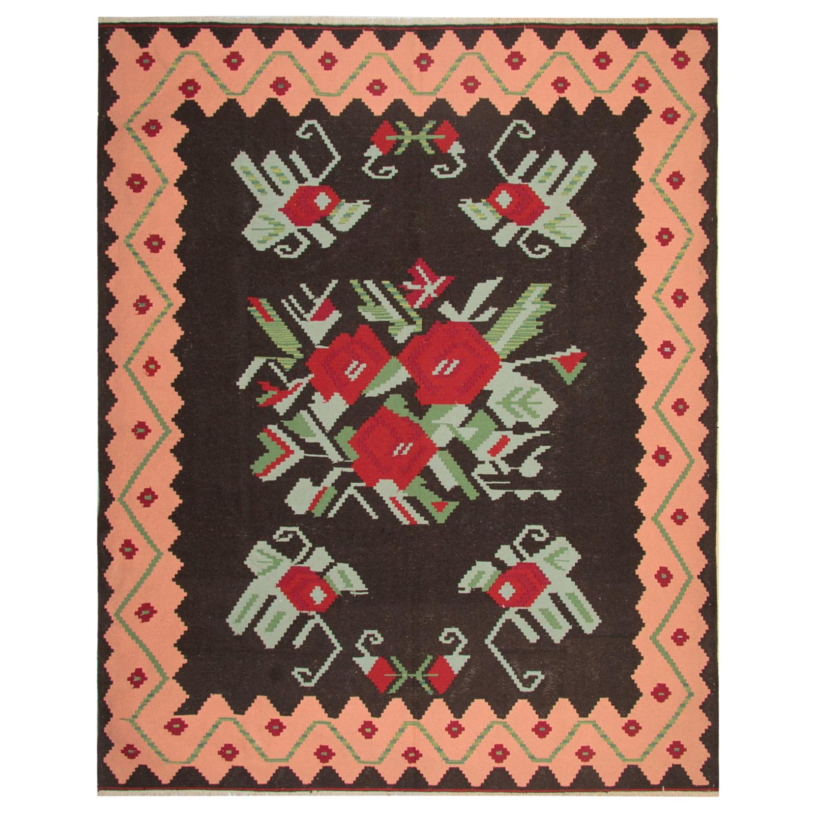 Antique Rugs Oriental Kilim Rugs, Traditional Rugs, Handmade Carpets for Sale