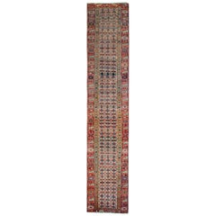Antique Rugs, Runner Rugs Oriental Persian Rugs, Shirvan Carpet Runners