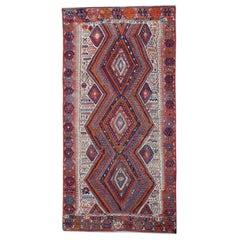 Antique Rugs Turkish Handmade Carpet, Kilim Rugs, Oriental Rugs