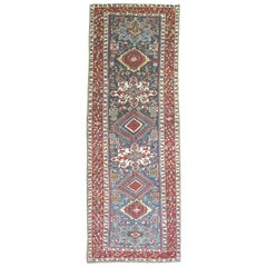 Antique Runner from Northwest Persia