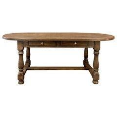 Antique Rustic Writing Table, Desk