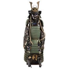 Antique Samurai Armor, Japan, Momoyama Period, Late 16th Century