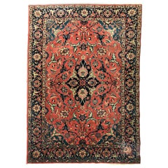 Antique Sarogh Rug