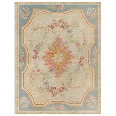 Antique Savonnerie Carpet