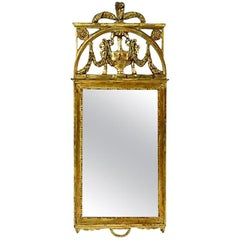 19th Century Gold Gilt Mirror