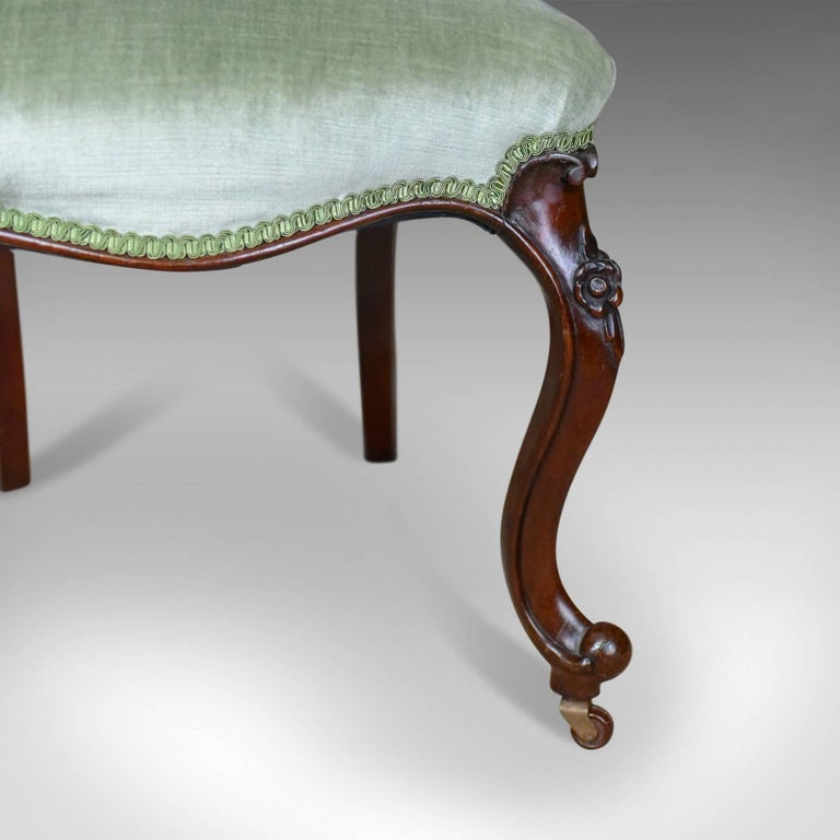 Antique Set of Six Dining Chairs, English, Regency, Mahogany, circa 1830 For Sale 4