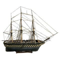 Antique Ship Model