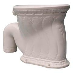 Antique 'Shower' Toilet W/c