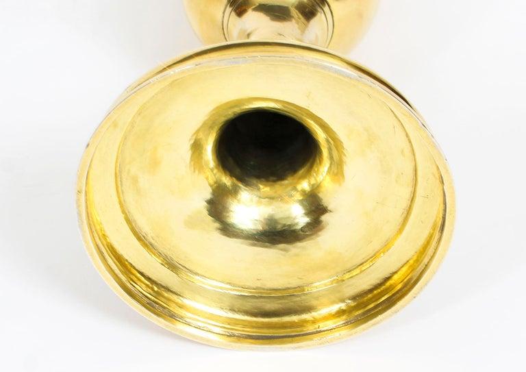 Antique Silver Gilt Chalice Cup by Paul de Lamerie, 1745, 18th Century For Sale 2