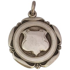 Antique Silver Pendant
