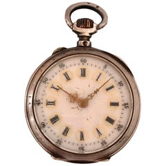 Antique Silver Pocket /Fob Watch