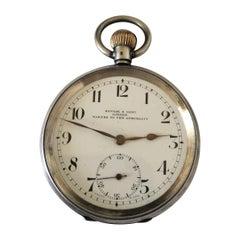 Enamel Pocket Watches