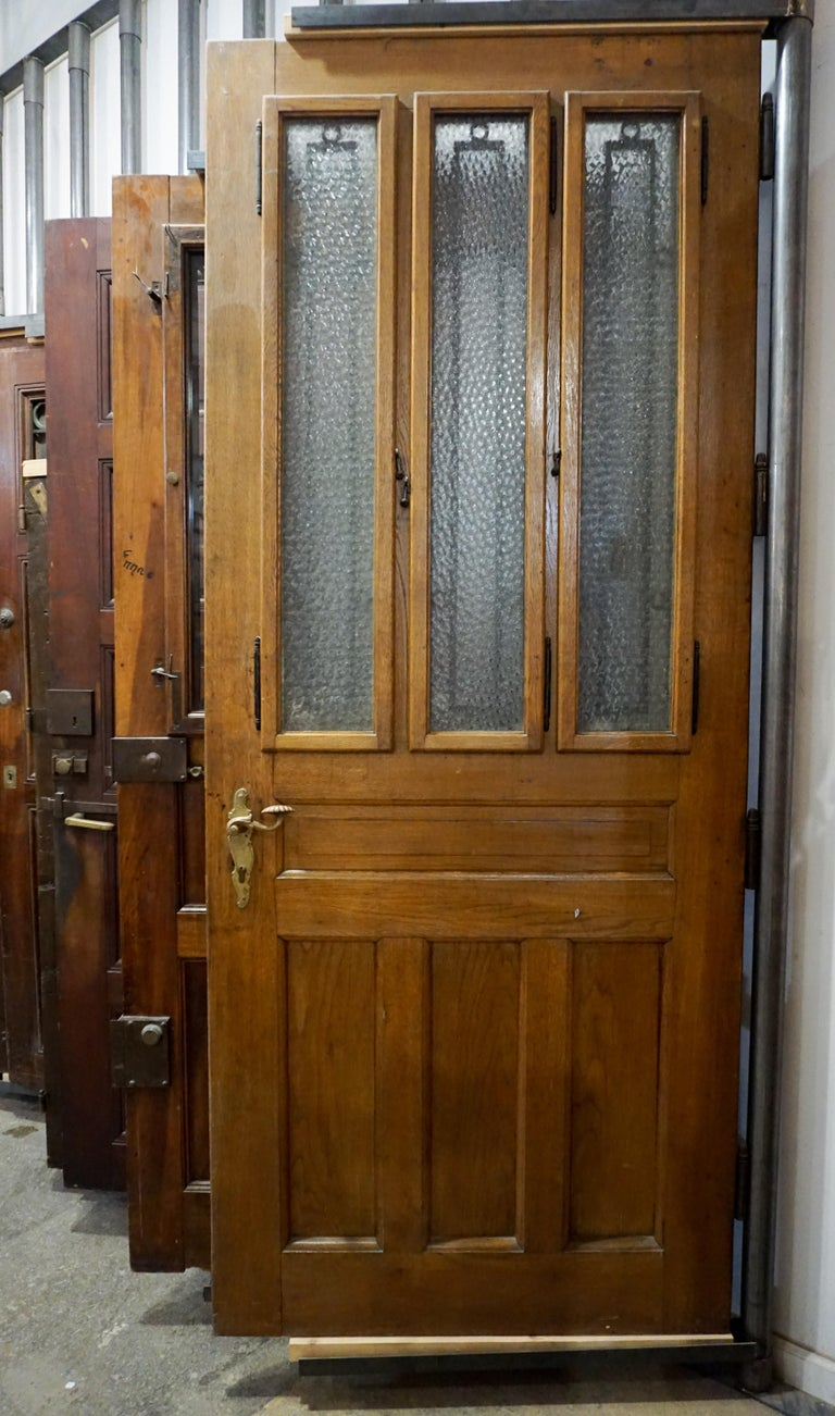 Antique Single Door, circa 1880 For Sale 1