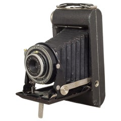 Antique Small Kodak Jr. Six-16 Series 3 Folding Camera, circa 1938