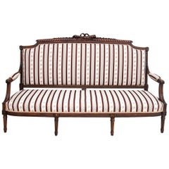 Antique Sofa from circa 1900, Eclectic Style