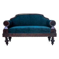 Antique Sofa, Northern Europe, circa 1880, Renovated