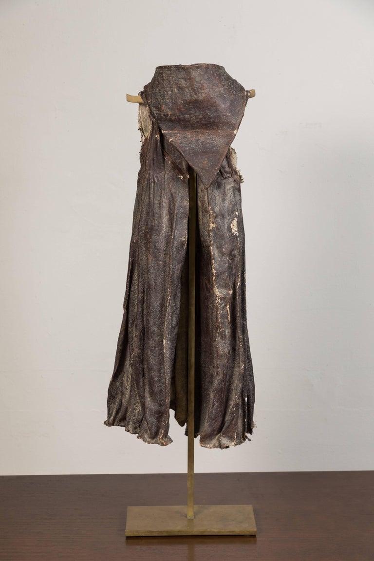 Antique Spanish Colonial Santos Cloak For Sale 2