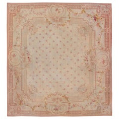 Aubusson Western European Rugs