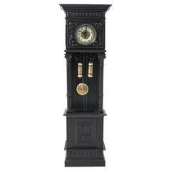 Antique Standing Clock, 1880