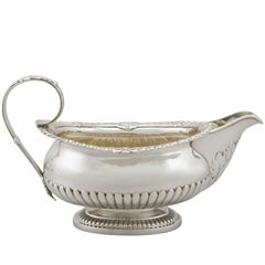Antique Sterling Silver Cream Jug by Paul Storr