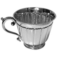 Antique Sterling Silver Cup, London 1909 by William Comyns