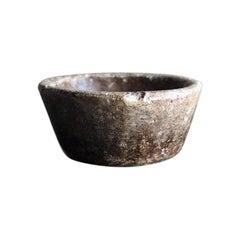 Antique Stone Bowl, 19th Century
