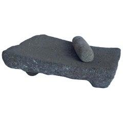 Antique Stone Matate, Grinder