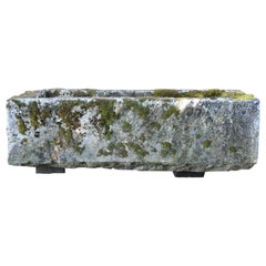 Antique Stone Trough, 18th Century