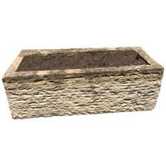 Antique Stone Trough