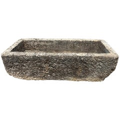 Antique Stone Trough