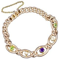 Early 1900s Chain Bracelets