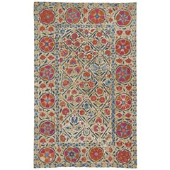 """Antique """"Suzani"""" Embroidery 'DK-110-39'"""
