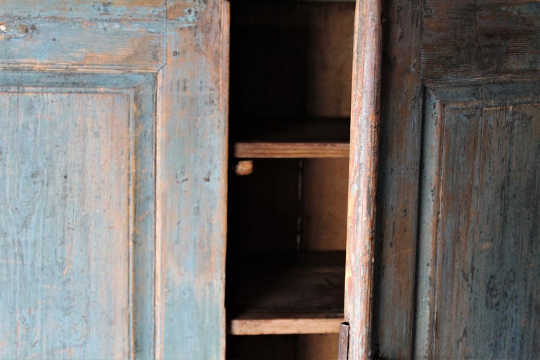 Antique Swedish Cupboard For Sale 5