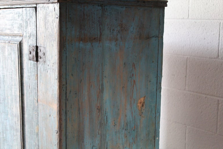 Gustavian Antique Swedish Cupboard For Sale