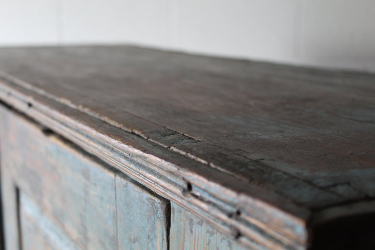 Antique Swedish Cupboard For Sale 1