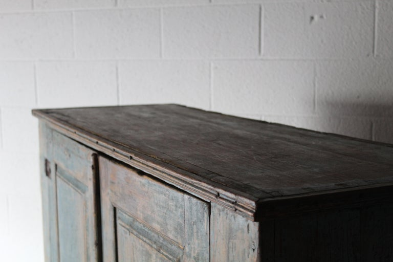 Antique Swedish Cupboard For Sale 2